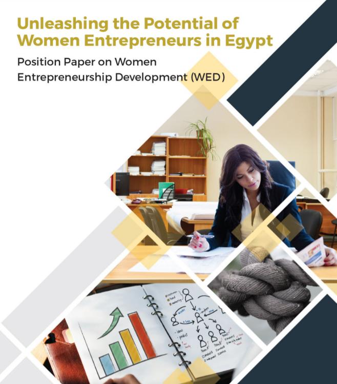 Unleashing the Potential of Women Entrepreneurs in Egypt