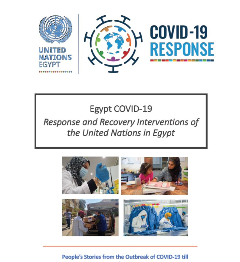 Egypt COVID-19 Response and Recovery Interventions of the United Nations in Egypt