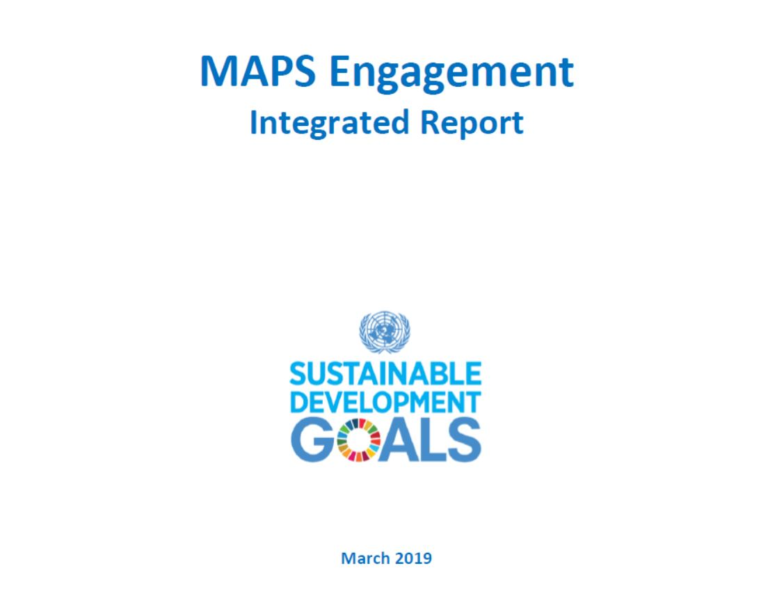 MAPS Engagement: Integrated Report