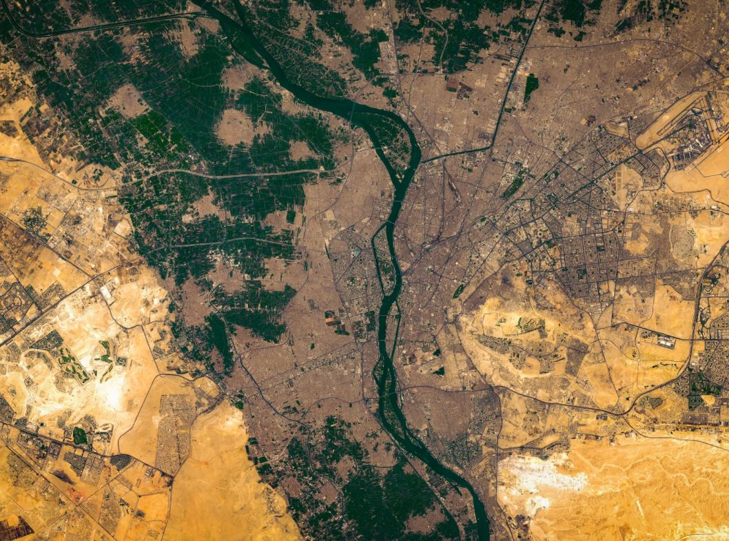 Protecting the Nile Delta