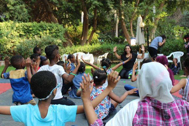 مجابهة عمالة الأطفال تحت المجهر في فعالية للمنظمة الدولية للهجرة بمصر بمناسبة اليوم العالمي لمكافحة الاتجار بالبشر