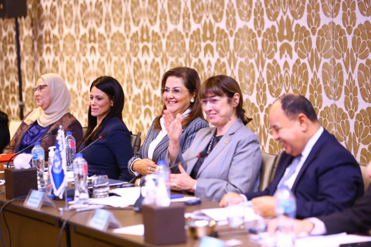 «التخطيط» و«الأمم المتحدة» يستعرضان سبل تمويل أهداف التنمية المستدامة في مصر